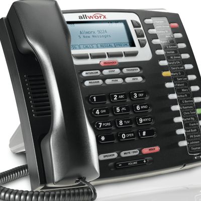 Allworx Phones - IP Phone Systems